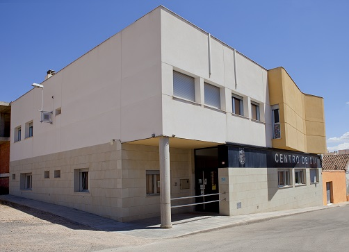 Centro de día para personas mayores en Jumilla Doctor Marín Padilla - Aspajunide